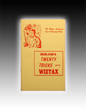 Tricks With Wiztax by Berland