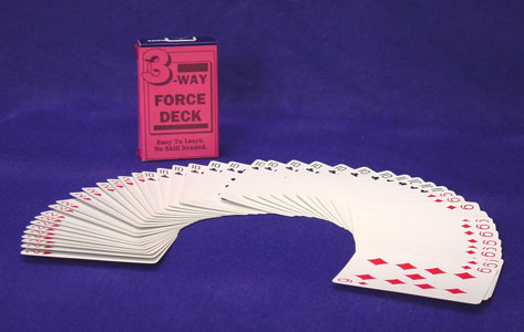 Three Way Forcing Deck (Aviator)