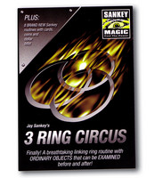 3 Ring Circus DVD by Jay Sankey
