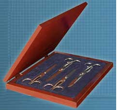 Scissors-4 Scissor Box Set