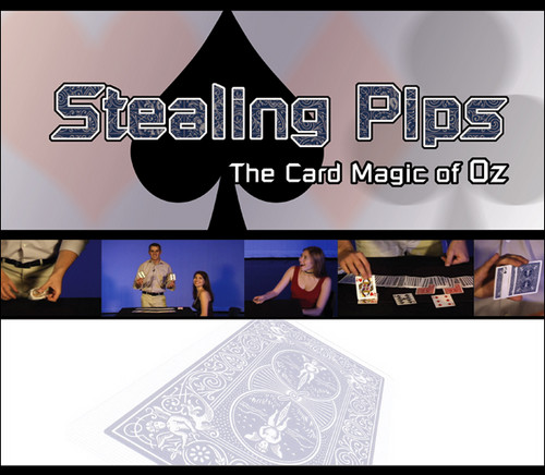 Stealing Pips: The Card Magic of Oz