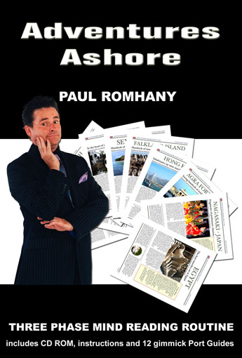 Adventures Ashore by Paul Romhany
