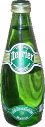 Airborne Bottle-PERRIER (Glass)