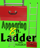 Ladder From Toolbox