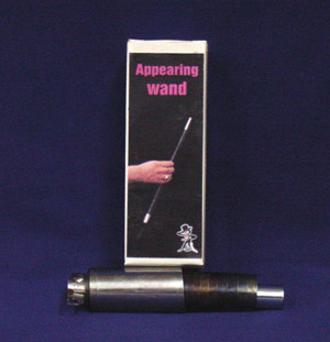 Appearing Wand (Black Metal)