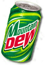 Airborne CAN-MOUNTAIN DEW
