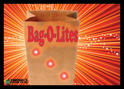 BAG-O-LITES� With a Pair of D'lite Jrs