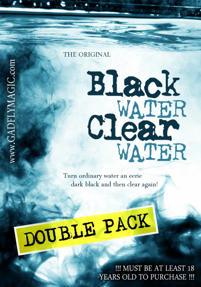 Black Water Clear Water DOUBLE PACK