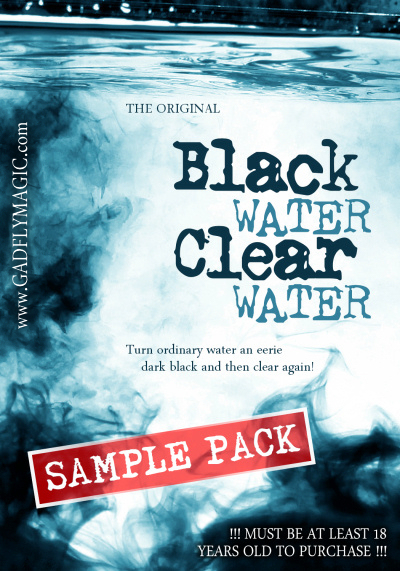 Black Water Clear Water Sample Pack
