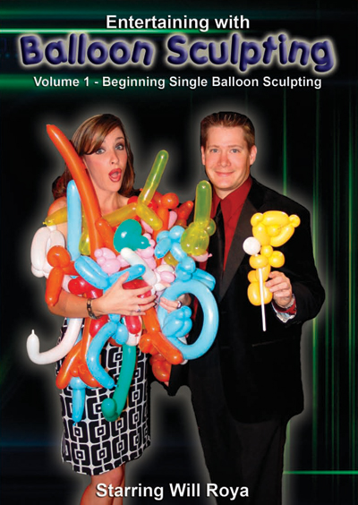 Balloon Sculpting Volume 1