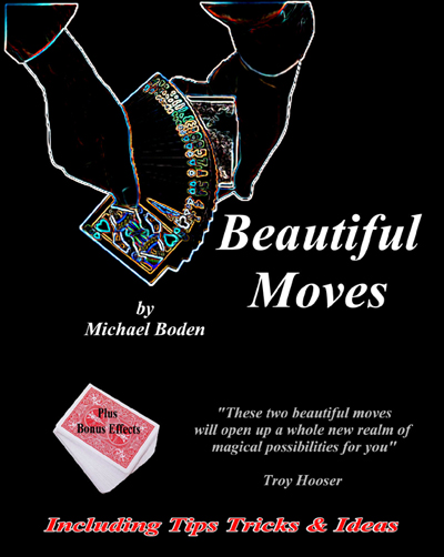 Beautiful Moves 2 DVD Set by Michael Boden