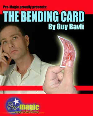 Bending Card by Guy Bavli