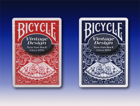 Bicycle-Vintage Design #2 One Deck