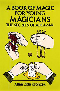 Book of Magic For Young Magicians