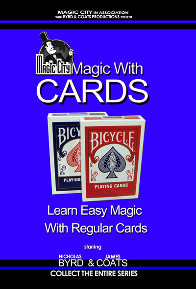 Magic With Cards DVD