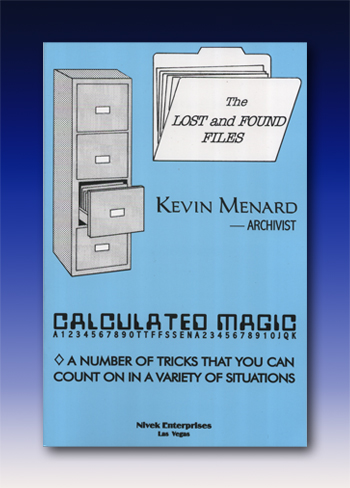 Calculated Magic by Kevin Menard