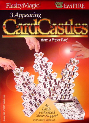 Card Castles (multiple productions)