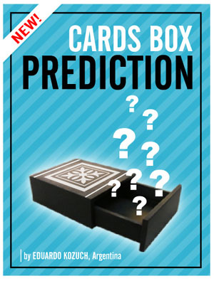Cards Box Prediction by Ed Kozuch