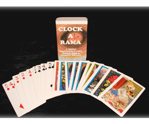 Clock-A-Rama by Aldini