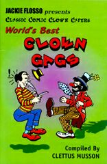 Clown Gags Book by Jackie Flosso