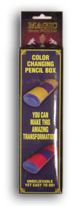 Color Change Pencil Box
