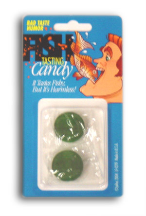 Candy: Fish Flavor