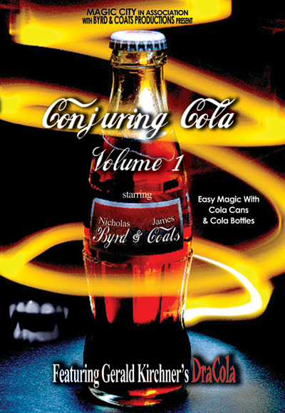 Conjuring Cola DVD (Volume One)