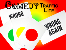 Comedy Traffic Light