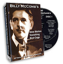 60 Years of Performance & Refinements DVD by Billy McComb