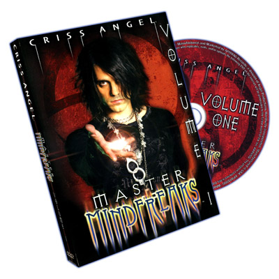 Master Mindfreaks by Criss Angel Vol. 1