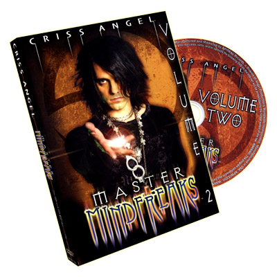 Master Mindfreaks by Criss Angel Vol. 2