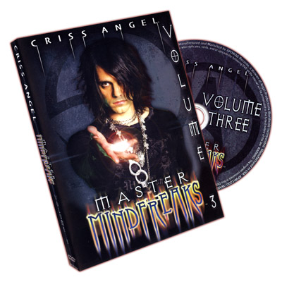 Master Mindfreaks by Criss Angel Vol. 3
