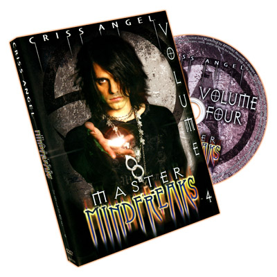 Master Mindfreaks by Criss Angel Vol. 4