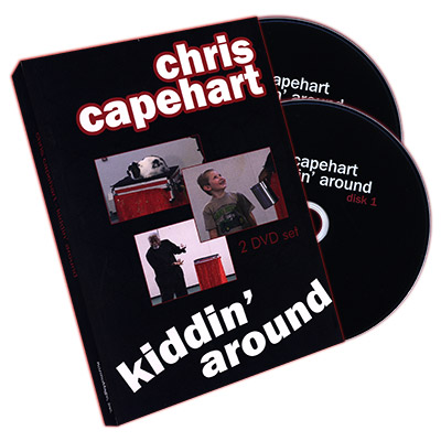 Kidding Around (2 DVD Set) by Chris Capehart