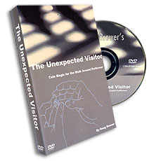 Unexpected Visitor DVD by Doug Brewer