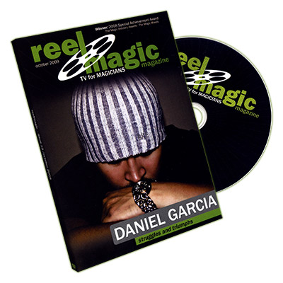 Reel Magic Magazine DVD #13 Daniel Garcia