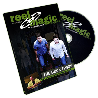 Reel Magic Magazine #15 The Buck Twins
