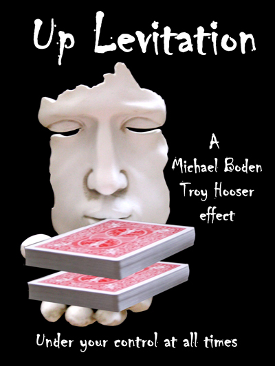 Up Levitation by Troy Hooser & Michael Boden