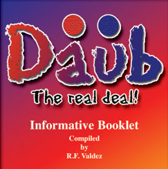 The Real Deal Daub Book