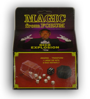 Magic Dice Explosion