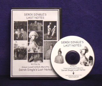 Derek Dingle's Last Notes CD-Rom by Lovell & Morotta