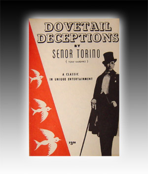 Dovetail Deceptions by Torino