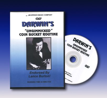 Darwin's Coin Bucket Instructional DVD