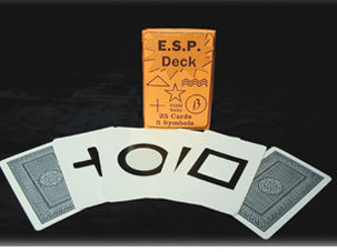 ESP Deck Bicycle (25 Cards)