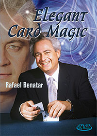 Elegant Card Magic DVD by Rafael Benatar