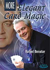 Elegant Card Magic Volume 2 DVD by Rafael Benatar