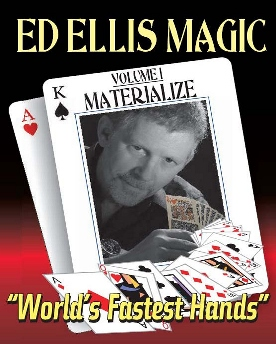Materialize Volume 1 DVD by Ed Ellis