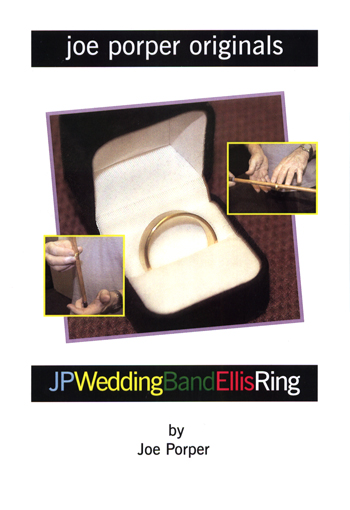 Ellis Wedding Band Ring by Joe Porper