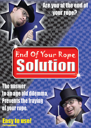 End of Your Rope Solution