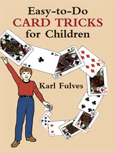 Card Tricks For Children by Fulves
